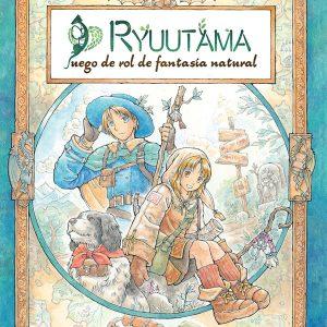 Ryuutama- Portada del libro