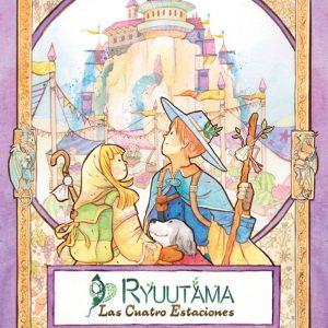 Ryuutama-Cuatro Estaciones portada del libro