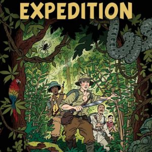 The Lost Expedition portada