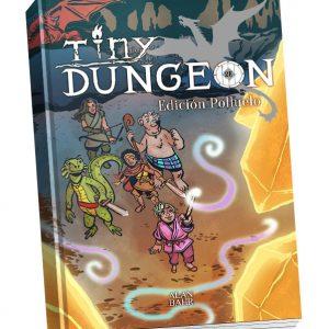 Portada Tiny Dungeon Edicion Polluelo