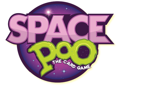 Space Poo logo