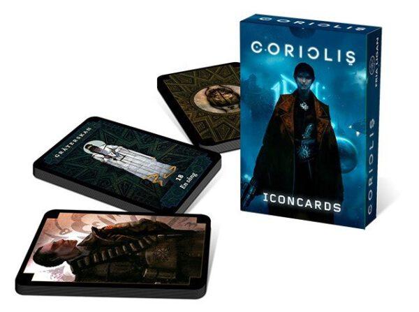 Coriolis Iconos