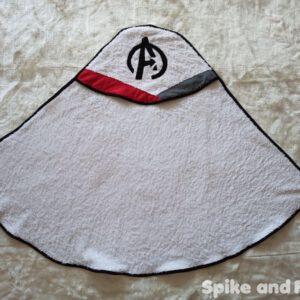 capa toalla Avengers
