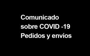 comunicado covid