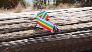 pulsera orgullo gay spike and freak