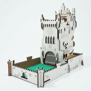 torre de dados castillo