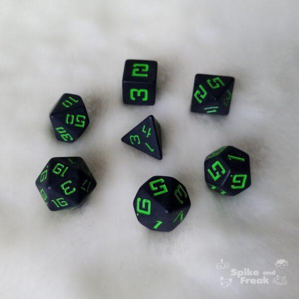 Set dados RPG Digital