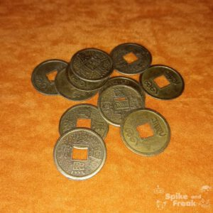 Monedas chinas 24mm
