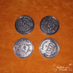 4 monedas rusas