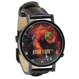 reloj star trek klingon