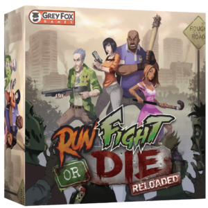 Caja Run Fight Die Reloaded